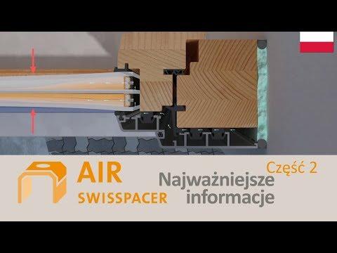 SWISSPACER AIR - Najważniejsze informacje