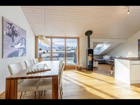 3.5 Zimmer Dachwohnung Vella