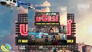DJ PH   UGesi (Official Audio) Ft. Kwesta, Makwa, Maraza, August Child