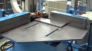 Kuhlmeyer BKK 1/2 – Schleifmaschine