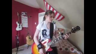 Talkin' Bout My Baby - Joan Jett and the Blackhearts guitar cover