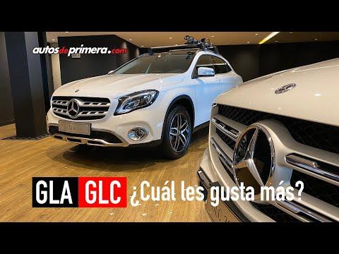 ((EN VIVO)) Así son los SUV Mercedes GLA 2020 y Mercedes GLC 300 4MATIC 2020