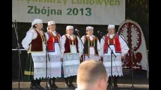 preview picture of video 'Zespół Śpiewaczy z Nowej Rudy  - Przegląd Kapel Śpiewaków i Gawędziarzy Ludowych 2013'