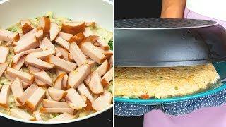 Все продукты под рукой! Японская пицца из капусты - невозможно остановиться! | Appetitno.TV