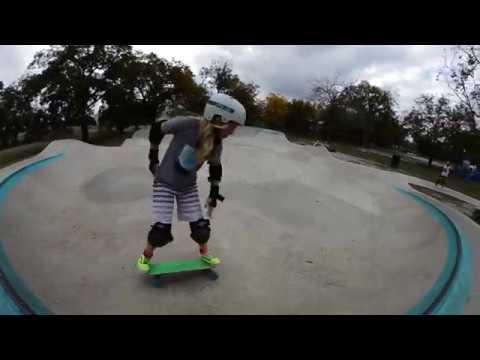 Johnson city Skatepark trip