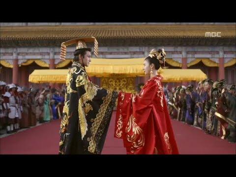 Empress ki            ost part 1  eng sub thorn love   4men