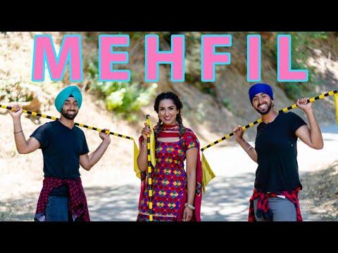 Bhangra Empire   Mehfil   Dance Cover   Diljit Dosanjh   Shadaa