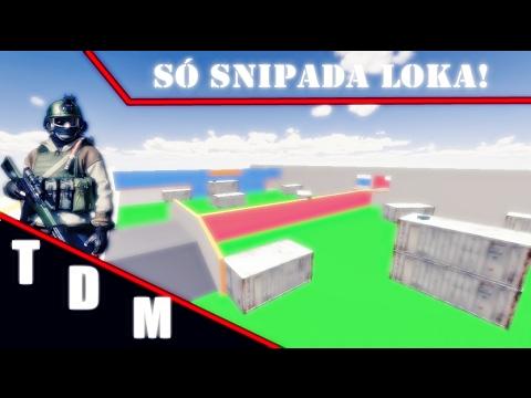 Modern FPS - TDM: Só snipada loka! ou meio que isso...
