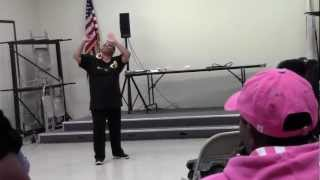 VICKIE JOHNSON JESUS CAN WORK IT OUT BY KURT CARR