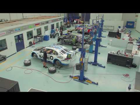 Tickford Racing completes Bathurst preparations