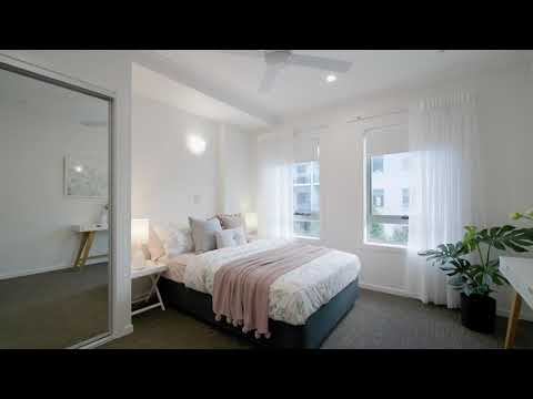 State-of-the-art two-bedroom luxury apartment