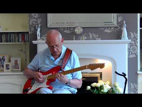 Misty - Johnny Mathis - instrumental cover by Dave Monk