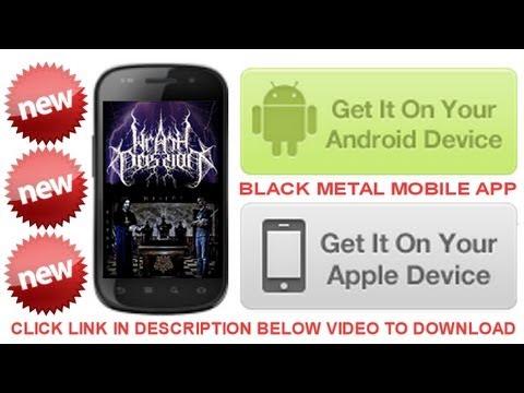 BLACK METAL MOBILE APP