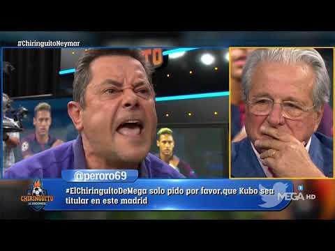 """Tomas RONCERO: """"No quiero a NEYMAR"""""""