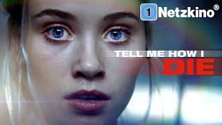 Tell Me How I Die (HORROR THRILLER ganzer Film Deutsch, Horrorfilme in voller Länge anschauen, 4K)