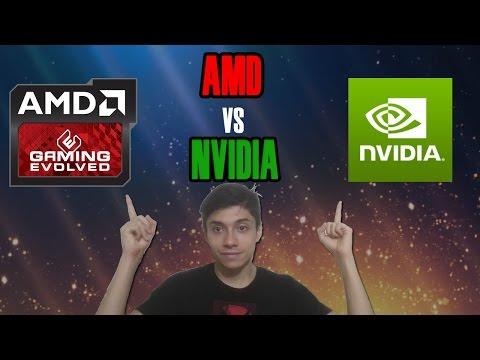 ¿QUE TARJETA DE VIDEO ELEGIR ? AMD O NVIDIA
