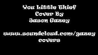 Feargal Sharkey - You Little Thief Karaoke Cover 2011