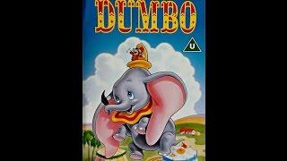 Digitized Opening To Dumbo (1994 UK VHS)