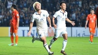 preview picture of video 'Buriram United vs Shandong Luneng: AFC Champions League 2014 (MD5)'