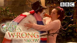The Goes Wrong Show - Christmas Scene