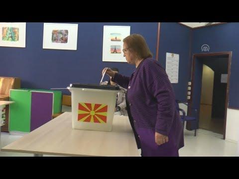 Προεδρικές εκλογές στη Βόρεια Μακεδονία
