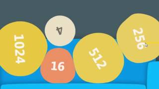 Finstincts plays Couch 2048
