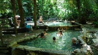 preview picture of video 'Termales del Bosque, Costa Rica'