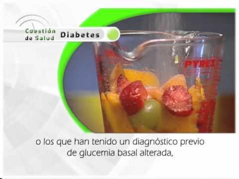 Decodificación de análisis de azúcar en la sangre de la tasa de mujeres