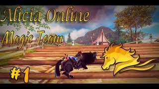 |Alicia Online| Magic Team #1