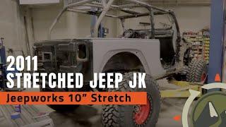 The Ultimate JK Build - Jeepworks 10