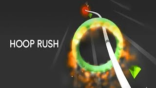 Hoop Rush - Android/iOS Gameplay ᴴᴰ