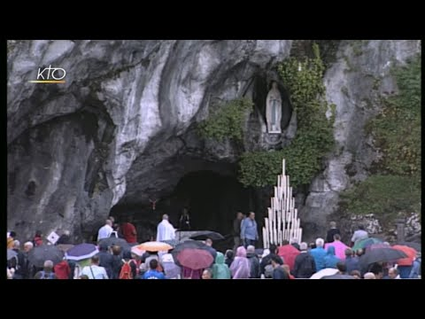 Chapelet à Lourdes du 20 juin 2019