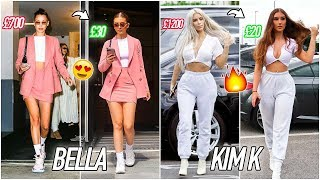CELEBRITY STYLES FOR LESS - KIM K, BELLA HADID & MORE FT KOI FOOTWEAR & PLT