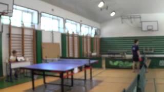 preview picture of video 'Grad Donja Stubica-Stolnoteniski kup, 7.6.2014. 3/4'