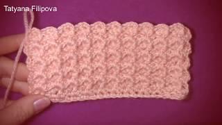 Объёмный узор для шапки, берета