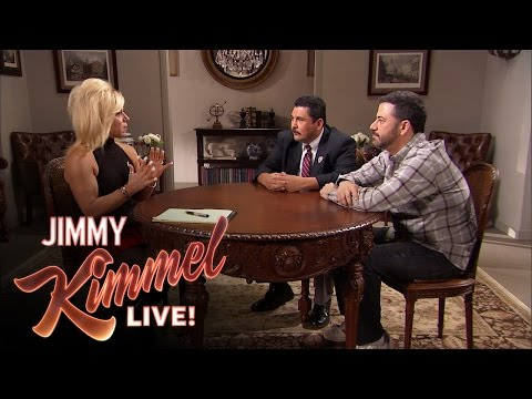 Video Jimmy Kimmel & Guillermo Get a Reading From the Long Island Medium