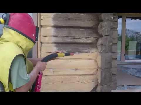 Rąstinių namų atnaujinimas