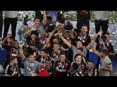 Κόπα Σουνταμερικάνα: Πρωταθλήτρια η Παραναένσε