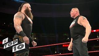 Superstars looking invincible: WWE Top 10, Jan. 1, 2018 - Video Youtube
