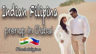 FILIPINO INDIAN WEDDING | PRENUPTIAL | CHRISTIAN WEDDING | Interracial Couple