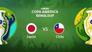 Japón Vs. Chile - Transmisión En Vivo