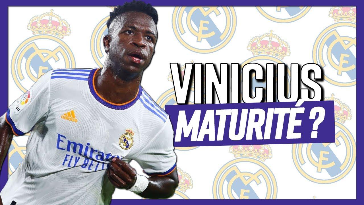 🇧🇷 Vinicius, enfin la saison de la maturité ? (Analyse de ses progrès)