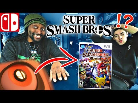 The MIND BLOWING FACT About Smash for Switch that NOBODY IS REALIZING!!! (Smash 5)