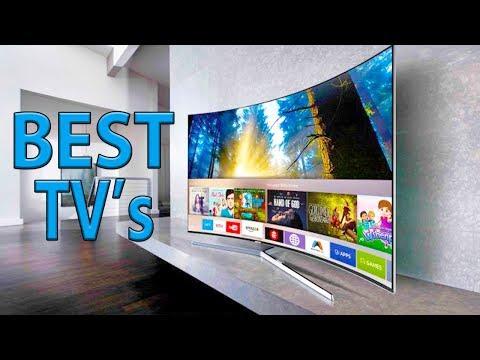 TOP 5 Best Smart TVs in 2019