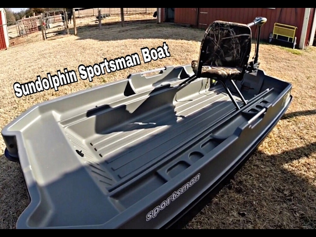 Sundolphin Sportsman Boat REVIEW!