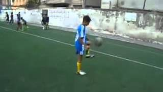 preview picture of video 'Bangladesh U12 Captain with the ball'