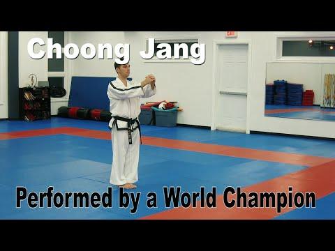 Choong Jang performed by Joel Denis