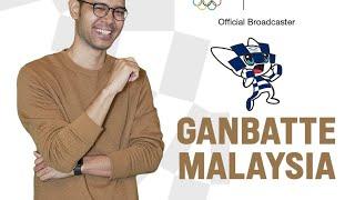 GANBATTE MALAYSIA | HARI PERTAMA | OLIMPIK TOKYO 2020