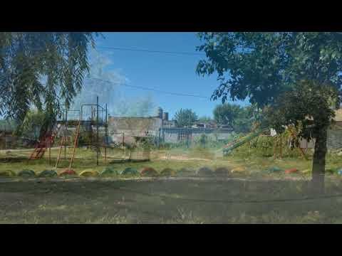 El drone terrestre no para de recorrer barrios, ahora fue el turno de Villa Argüello
