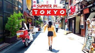 Summer in Tokyo